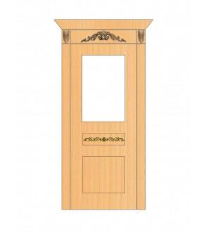 Комплект декоров на двери Door-001