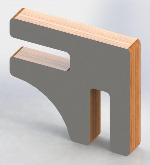 Мебельный конструктор FurKit Connector-2