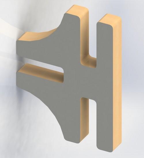 Мебельный конструктор FurKit Connector-3