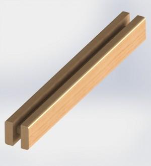 Мебельный конструктор FurKit  Profile 45