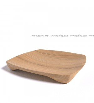 Тарелка деревянная Ds -006
