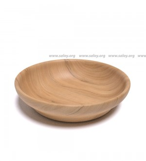 Деревянная тарелка Ds-007