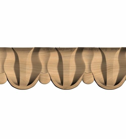 Мебельный молдинг Mg-005