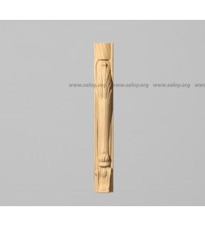 Ножка из дерева No-026