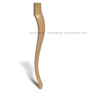Ножка кабриоль No-031