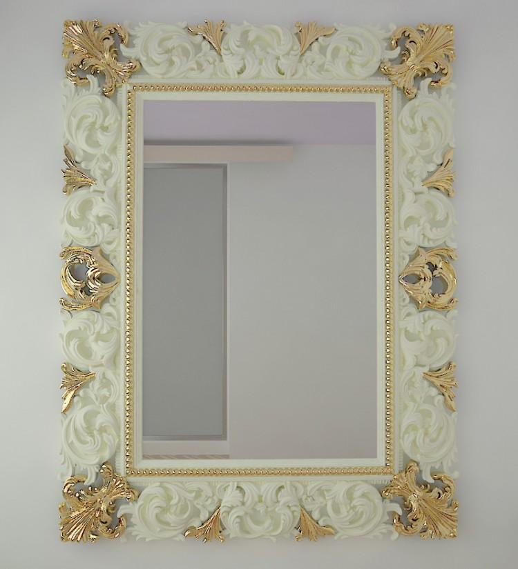 Зеркало в реме