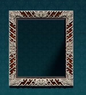 Зеркало в раме Rm-026z