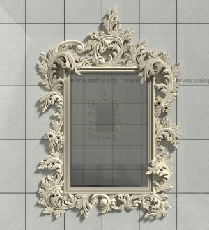 Зеркало в раме Rm-028z