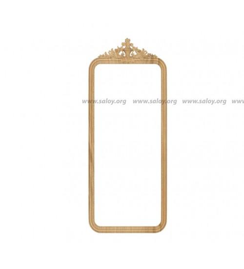 Резная рама для зеркала Rm-033