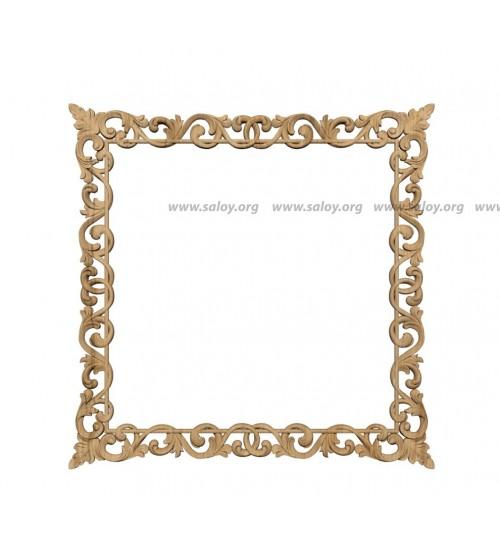 Резная рама для зеркала Rm-029