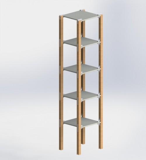 Мебельный конструктор FurKit Shelving One