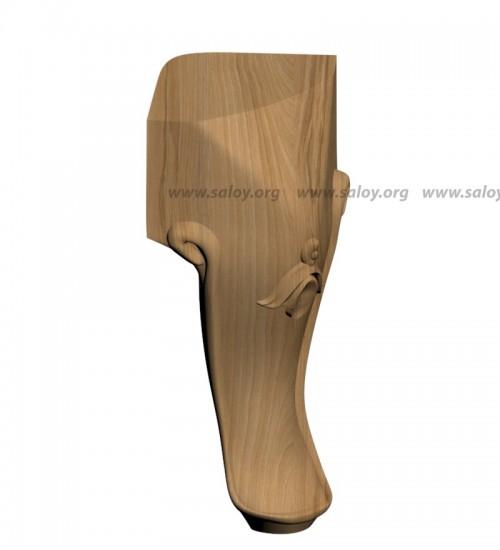 Резные ножки No-017